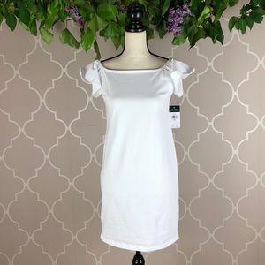 Ralph Lauren white dress size petite s, petite M